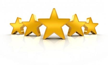 5 zvezd