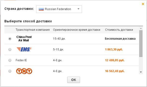 вести платная доставка с алиэкспресс в россию сайт