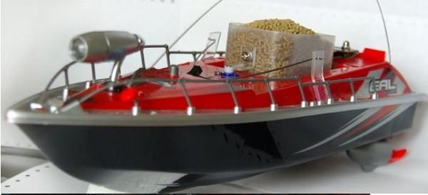 катер для завоза прикормки в челябинске