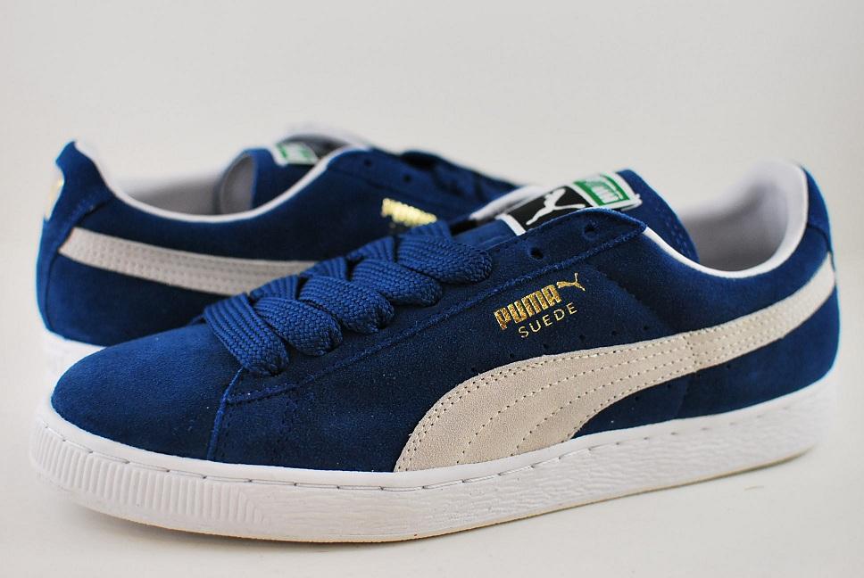 Puma suede classic shoes 3